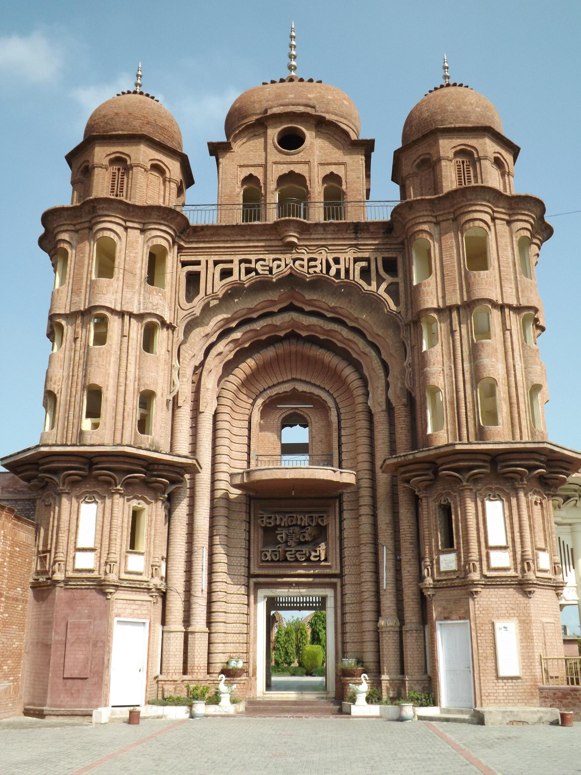 Gurdwara Sri Rori Sahib, Emanabad